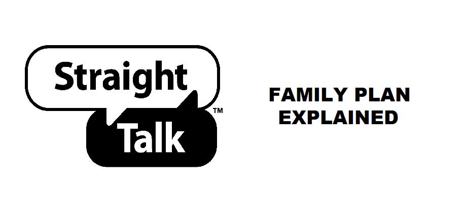 straight talk family plan