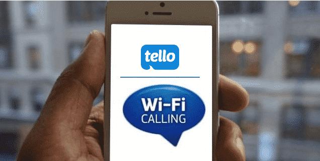 tello wifi calling