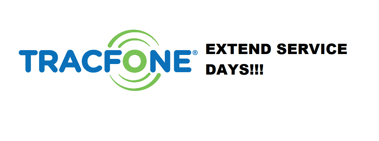 tracfone service days expired