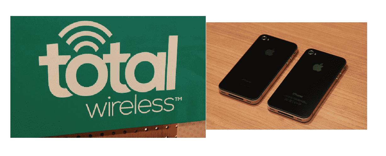 unlock total wireless phone