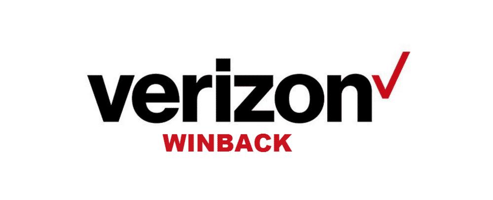 verizon winback