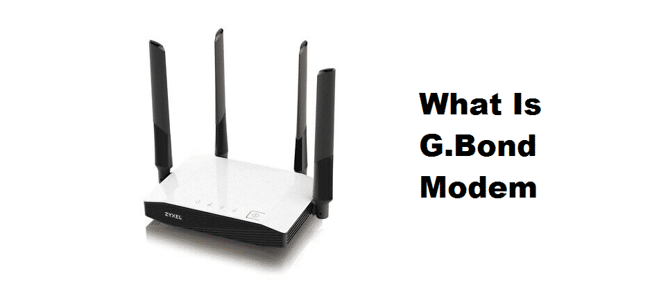 what is gbond modem