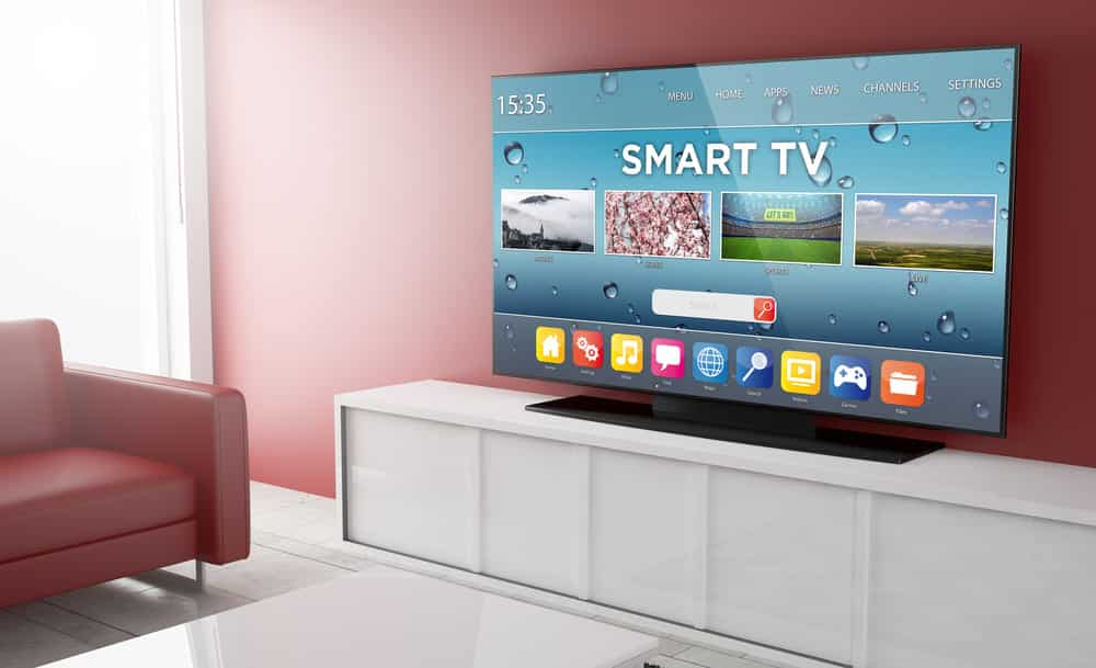 why does my smart tv keep disconnecting from the internet