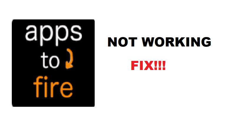 apps2fire not working