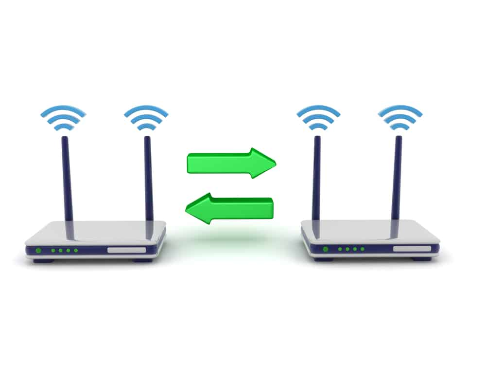 can modem and router have same ip address