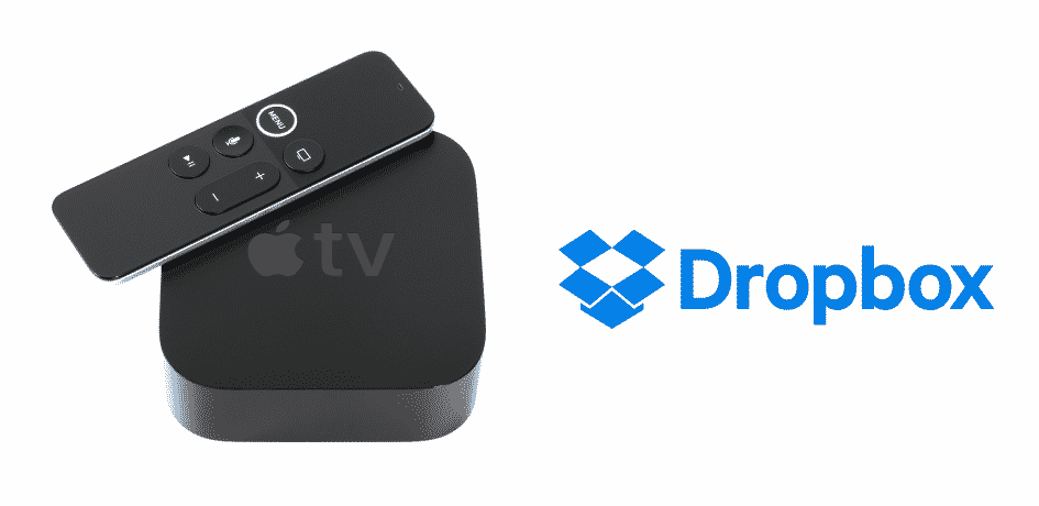 dropbox apple tv