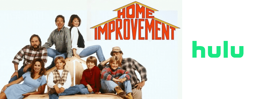 home improvement on hulu