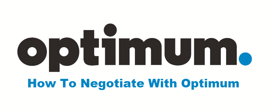 how to negotiate with optimum