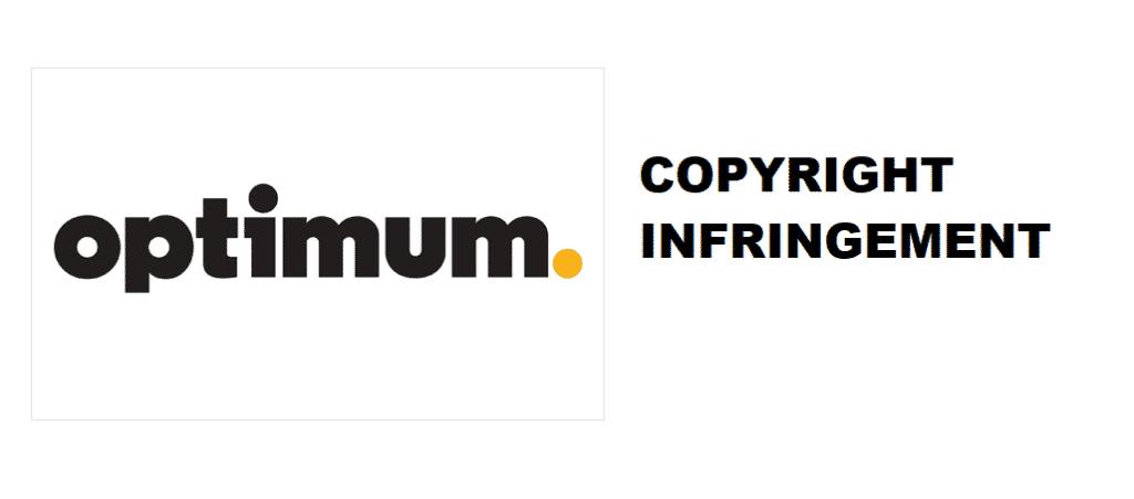 optimum copyright infringement
