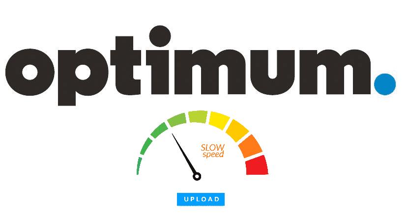optimum upload speed slow