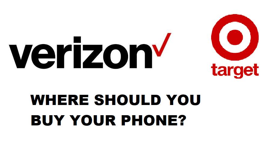 在 Target 與 Verizon 購買手機:哪一個?  - 上網指南 thumbnail