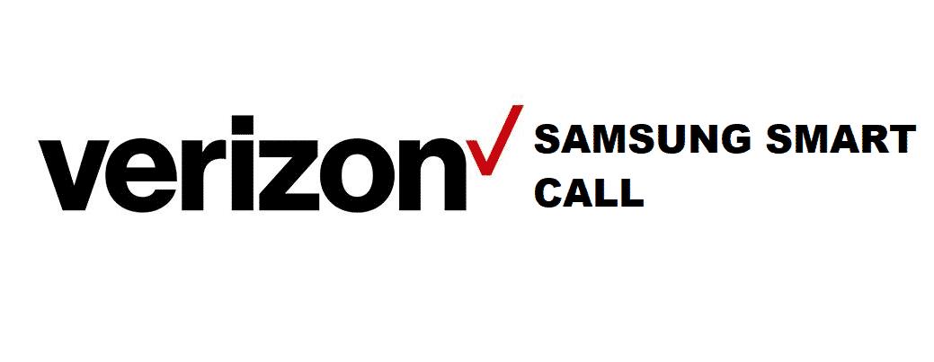 samsung smart call verizon