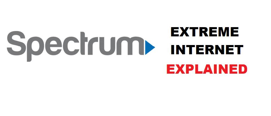 spectrum extreme internet