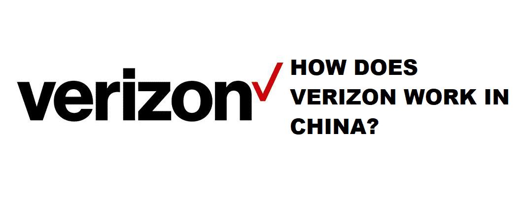 verizon china