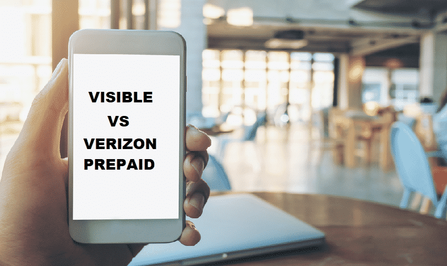 visible vs verizon prepaid