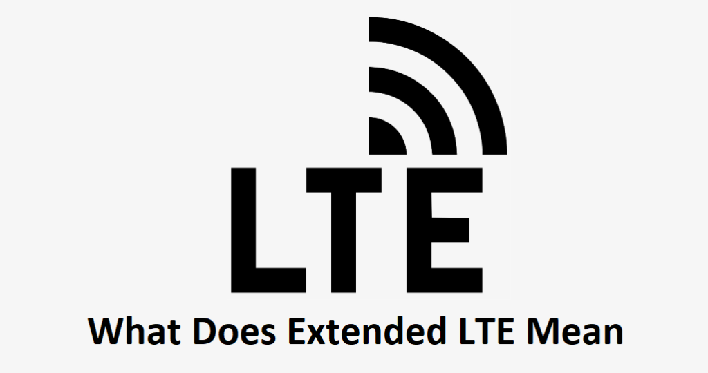 what does extended lte mean