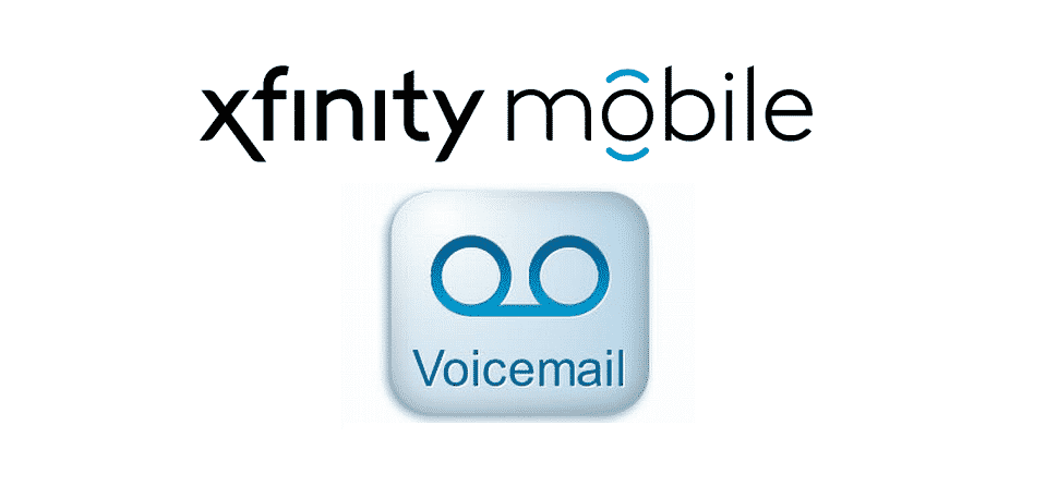 xfinity mobile voicemail not working