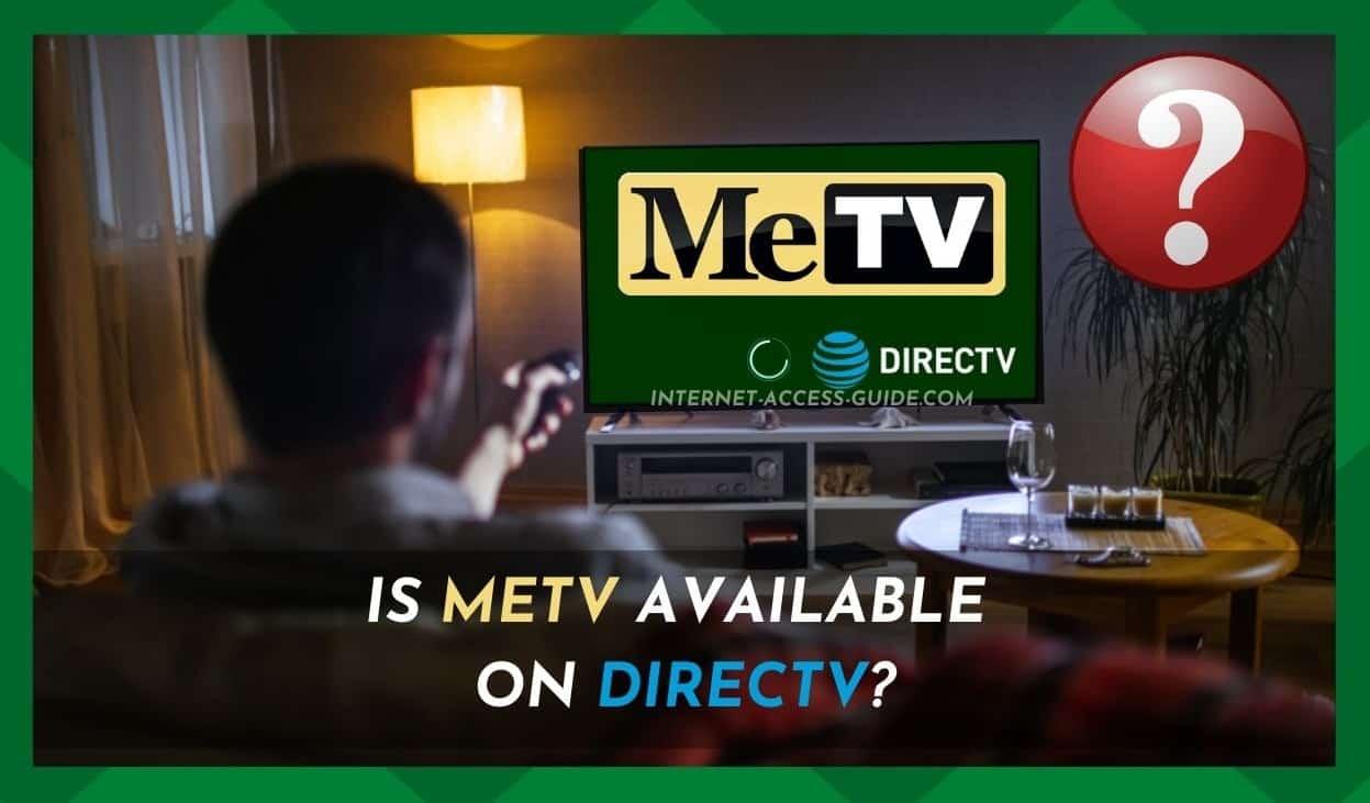 Is METV on DirecTV
