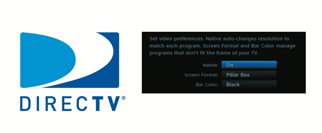 directv native on or off