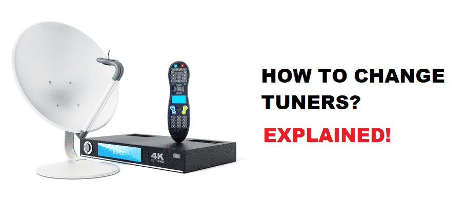 how to change tuners on dish hopper