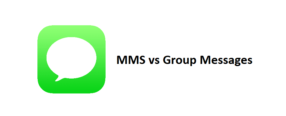 mms vs group