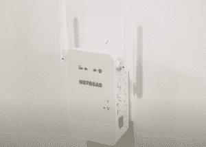 netgear extender red light