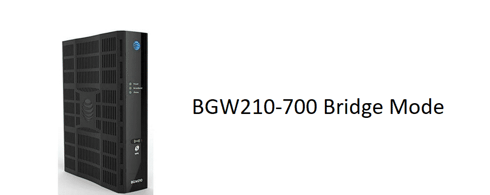 bgw210-700 bridge mode
