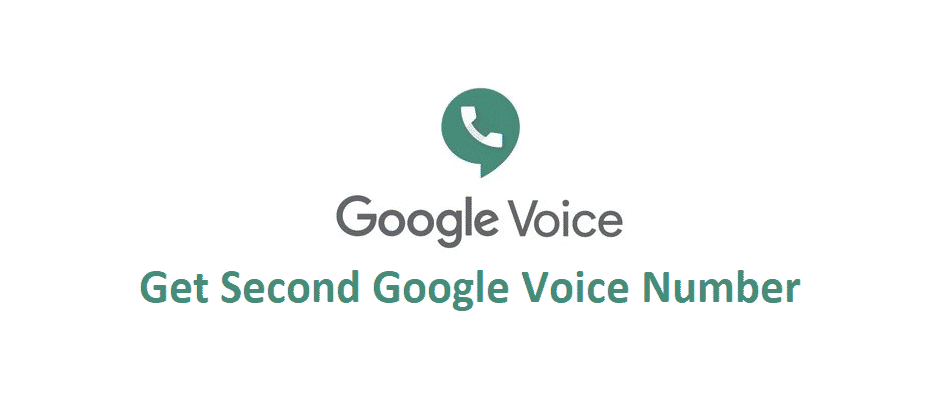 get second google voice number