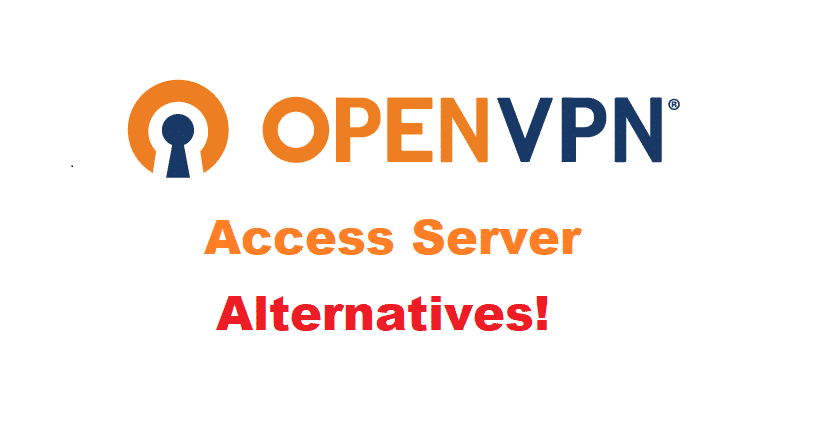 openvpn access server alternative