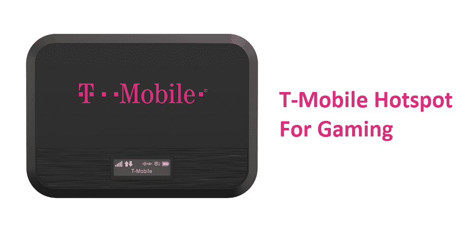 t mobile hotspot for gaming