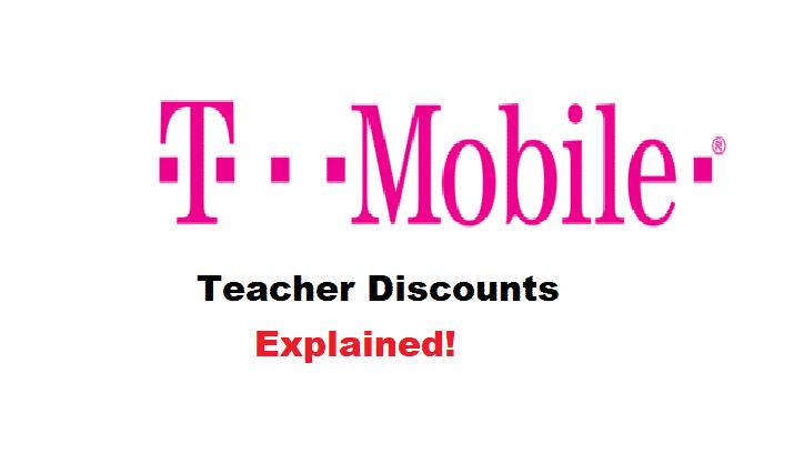 t mobile teacher discounts