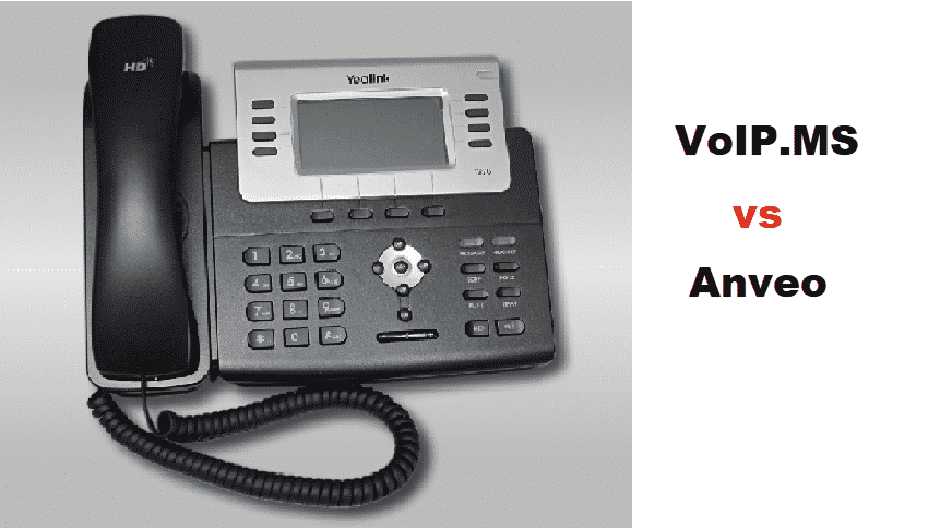 voip.ms vs anveo