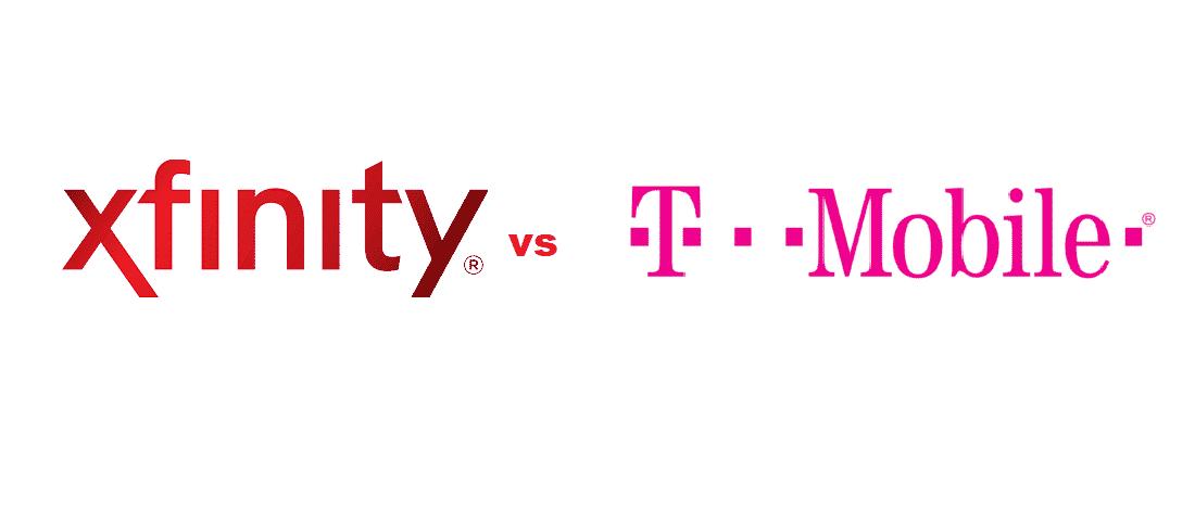 xfinity mobile vs t mobile
