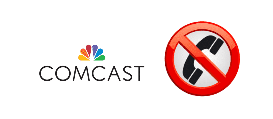comcast call blocking not working