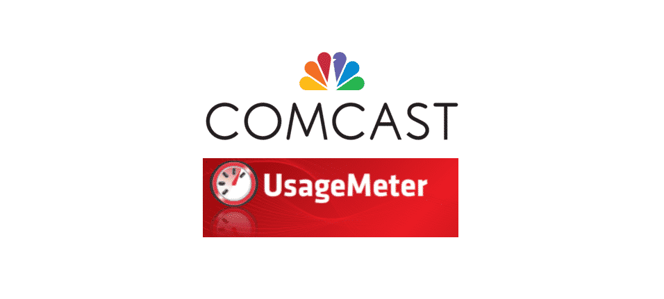 comcast usage meter not working