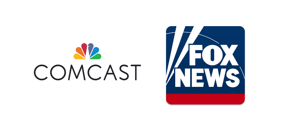 fox news not working on comcast