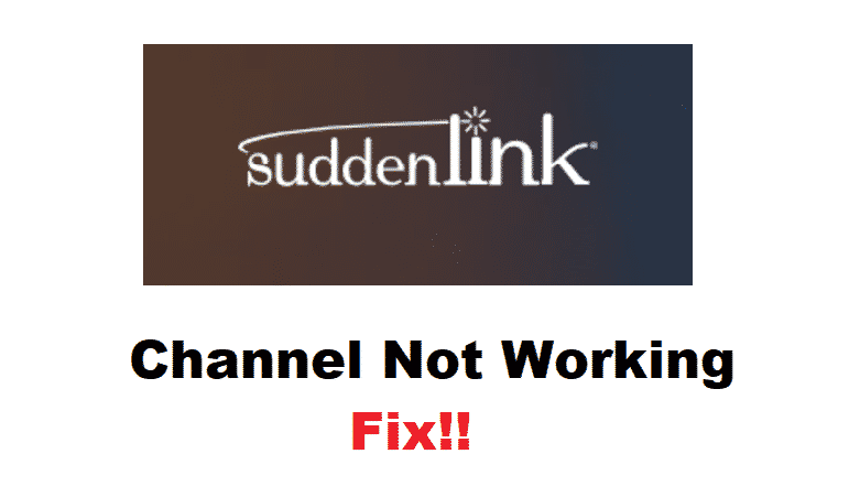 suddenlink channels not working