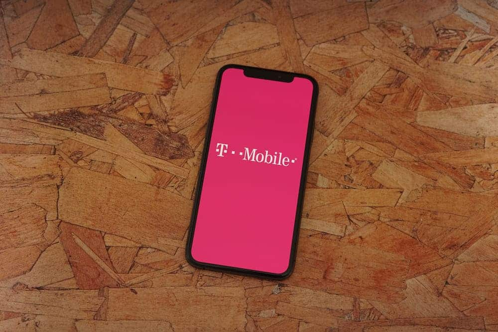 t mobile phone not working