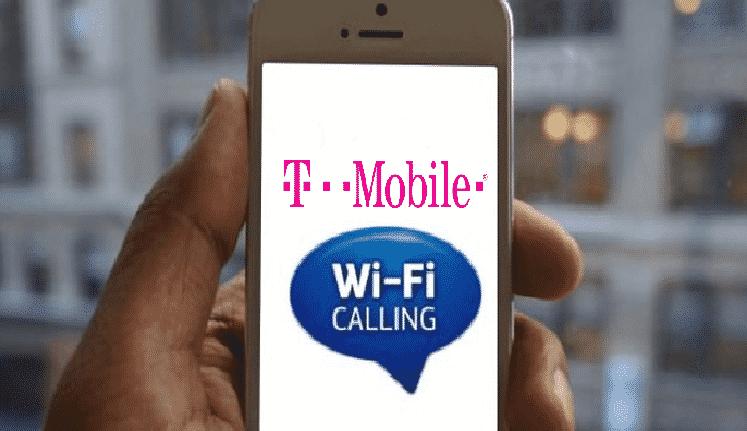 tmobile wifi calling not working