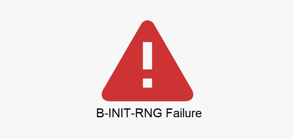 b-init-rng failure