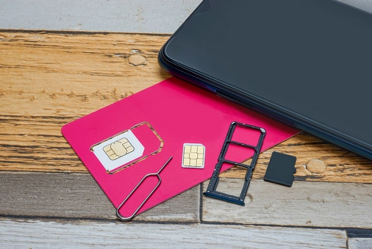 Get a SIM replacement