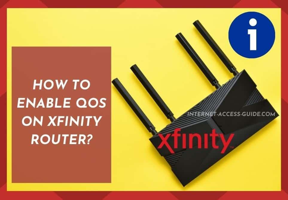 QoS Xfinity Router