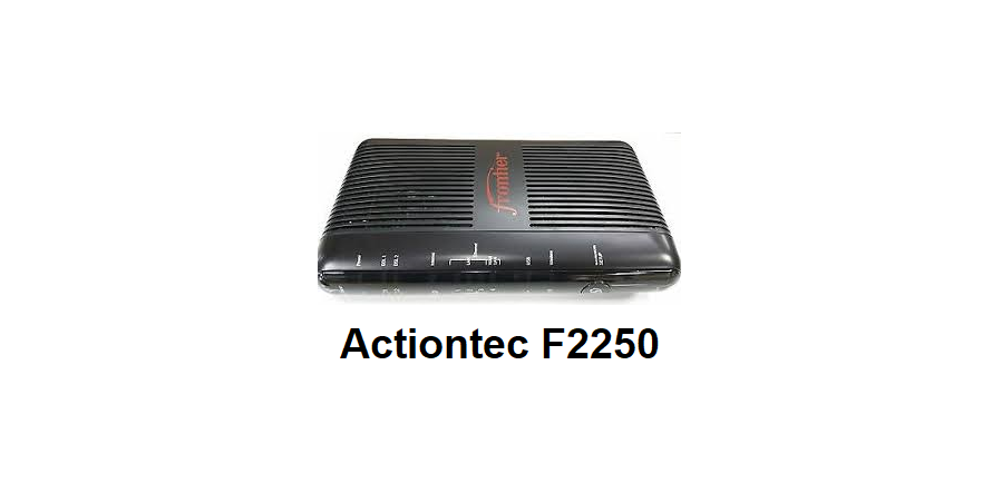 actiontec f2250 review