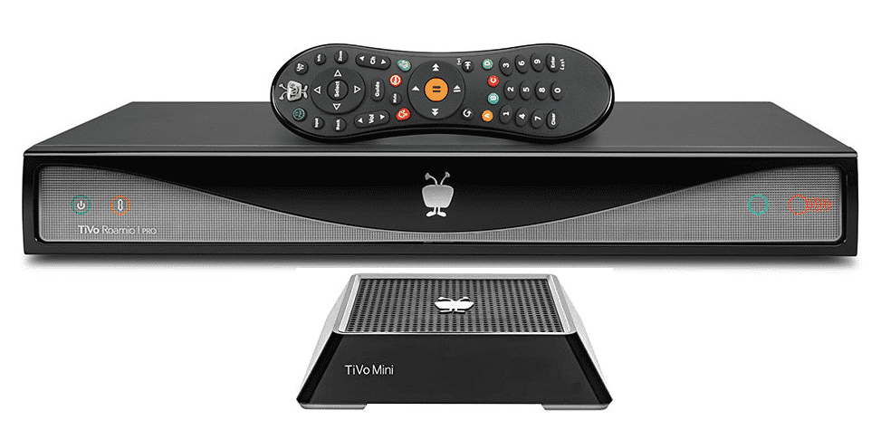 connect tivo mini to roamio