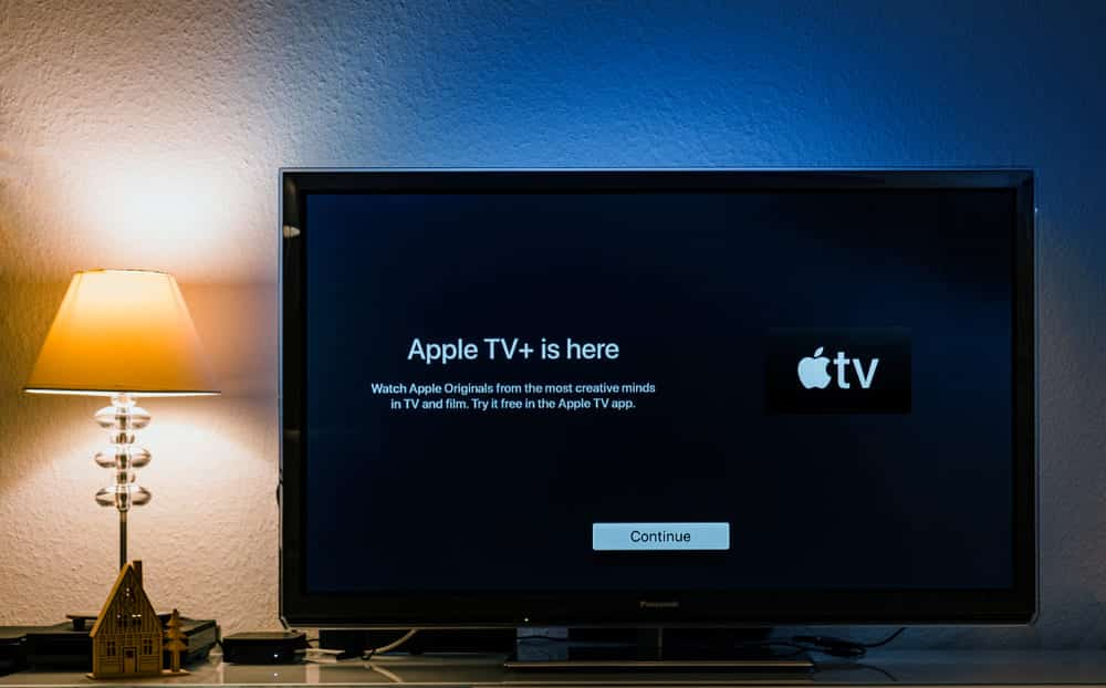 connecting apple tv to hotel wifi