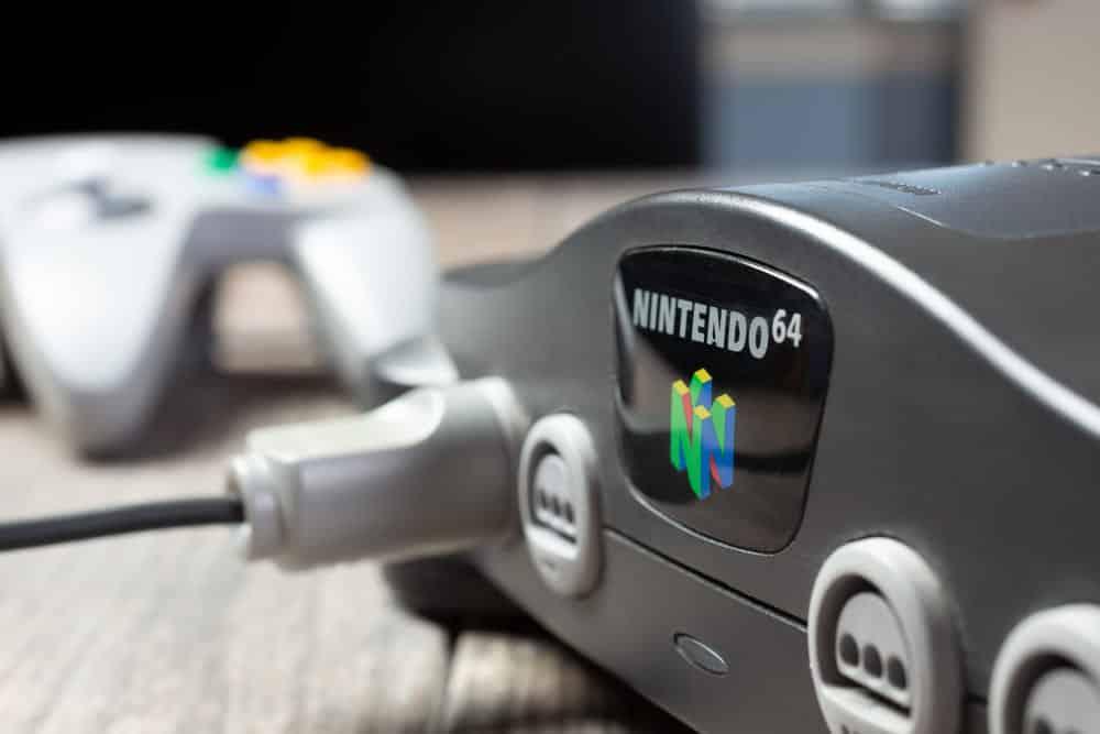 how to hook up a nintendo 64 to a vizio tv