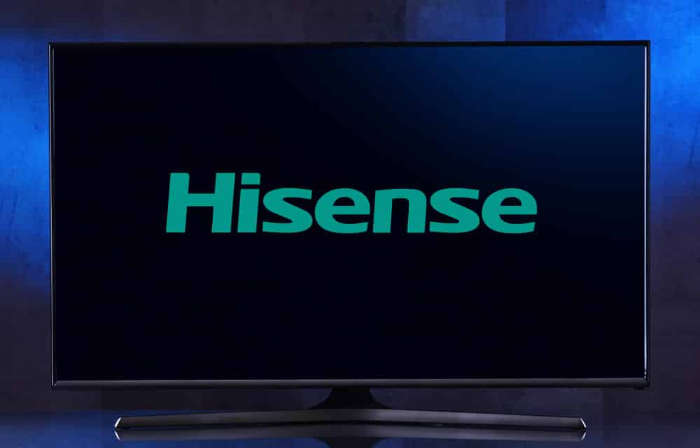 hisense tv keeps disconnecting from wifi
