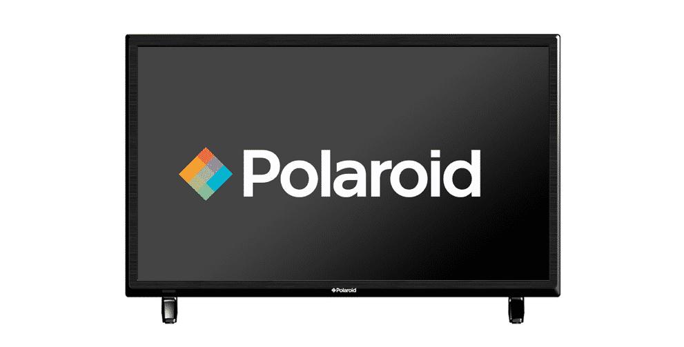polaroid tv wont turn on red light