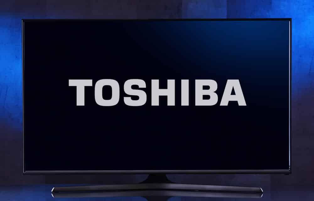 toshiba tv blinking power light