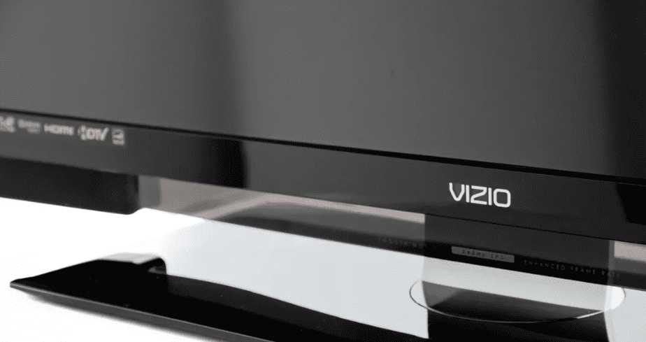 vizio wired connection disconnected